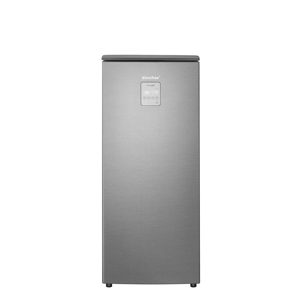 딤채 [포토리뷰글라스락2.7L증정] EDS10DFMKSS 102리터 스탠드형 김치냉장고