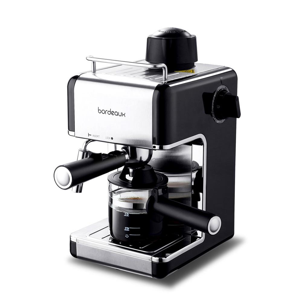 보르도 가정용 사무실 홈 카페 원두 커피 메이커 머신 머신기 커피내리는 기계, 0467