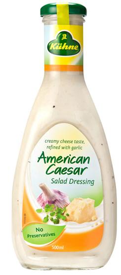 퀴네 아메리칸 시저 샐러드 드레싱, 500ml, 1개
