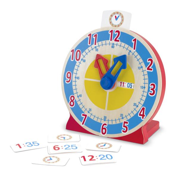 멜리사앤더그 MD4284 말하며 배우는 시계, 혼합