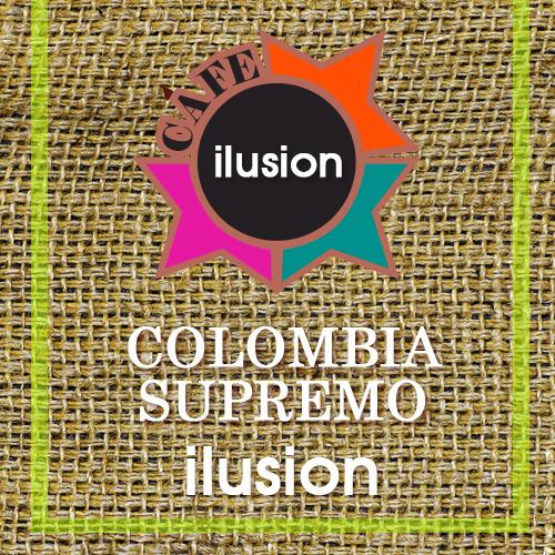 에스프레소코리아 콜롬비아 일루션 슈프리모 1kg, 1개