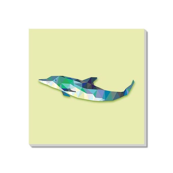 ART 동물 일러스트 아크릴 시리즈 30x30cm, 51