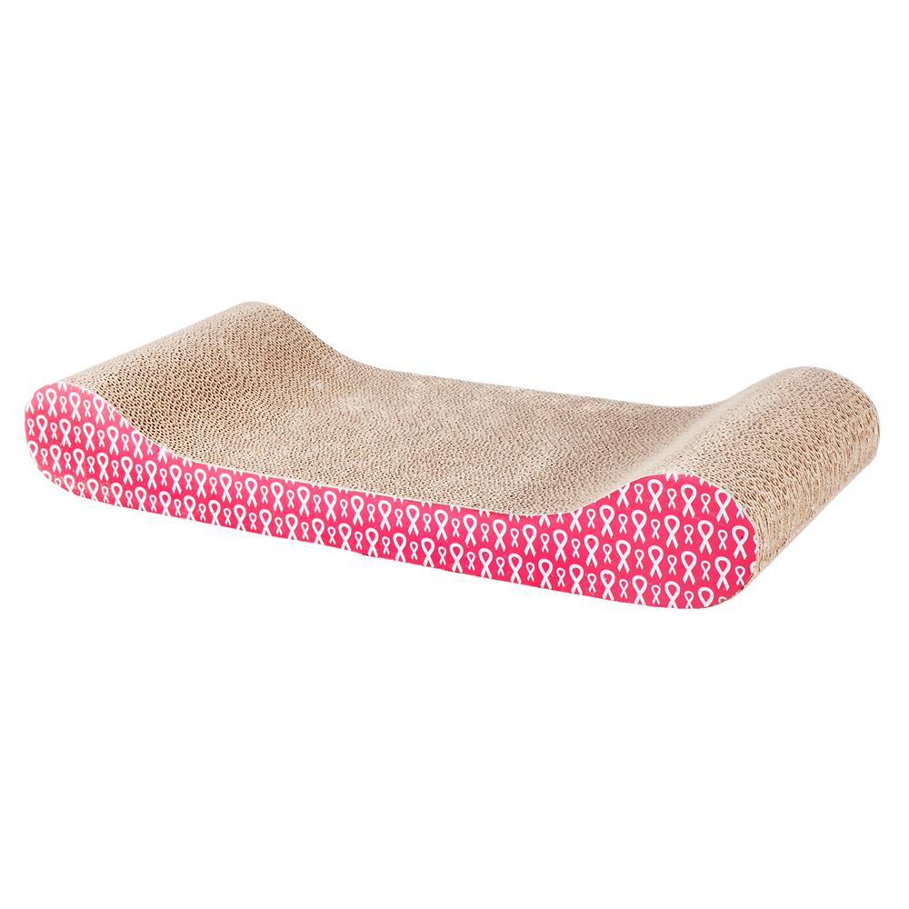 닥터페이퍼 고양이 스크래쳐, 핑크, 1개
