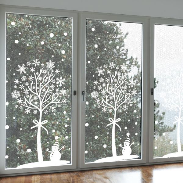 뽁순이 단열 뽁뽁이 눈꽃나무 2.2M 2개, 1개, 화이트