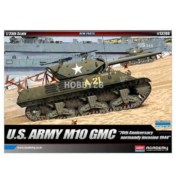 아카데미과학 1/35 미육군 M10 대전차 자주포 프라모델 탱크 AC13288