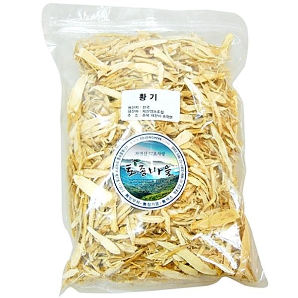 토종마을 국산 황기 한방재료, 1개, 300g