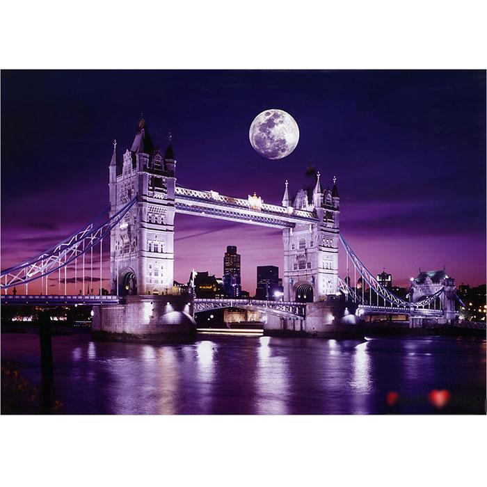 퍼즐라이프 런던 타워 브릿지 퍼즐 500조각 PL725, 1개