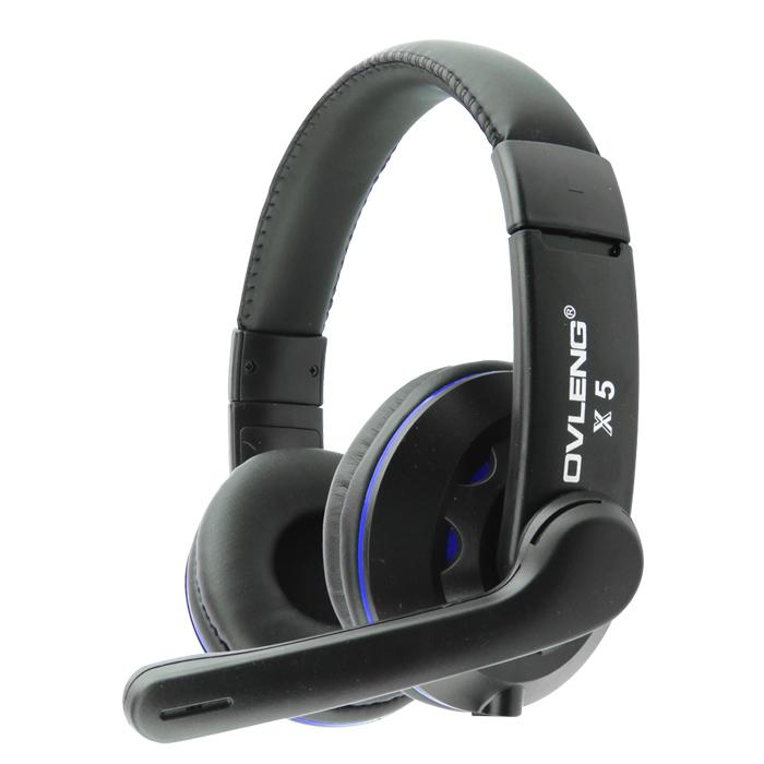 오블링 OV-X5 게이밍헤드셋, 블루