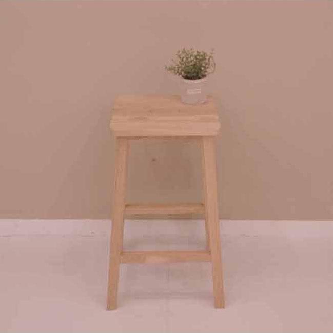 [에코DIY] 원목 사각사각스툴, 내츄럴