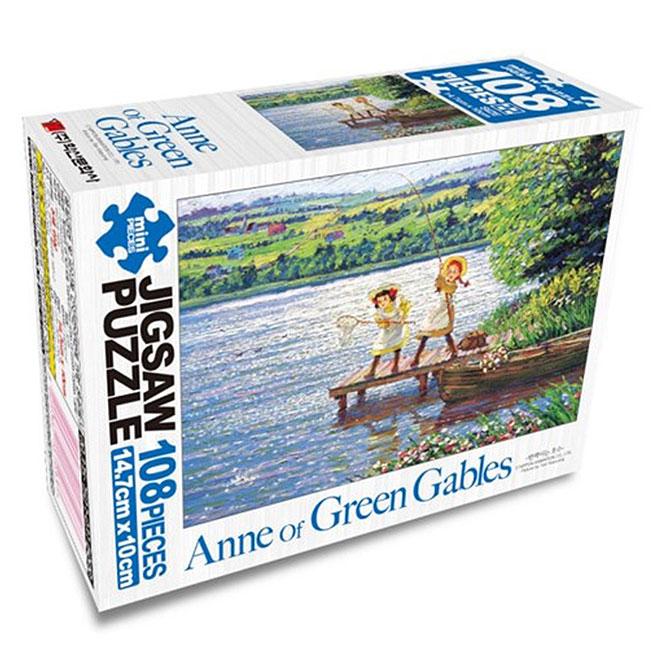 학산문화사 빨강머리앤 반짝이는 호수 직소퍼즐 1014pcs, 전체이용가
