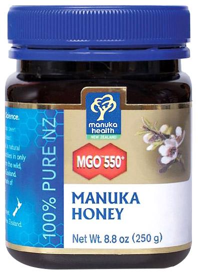 마누카헬스 MGO 550+ 마누카 허니, 250g, 1개