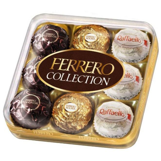 페레로로쉐 콜렉션 T9 초콜릿 세트, 97.2g, 1세트