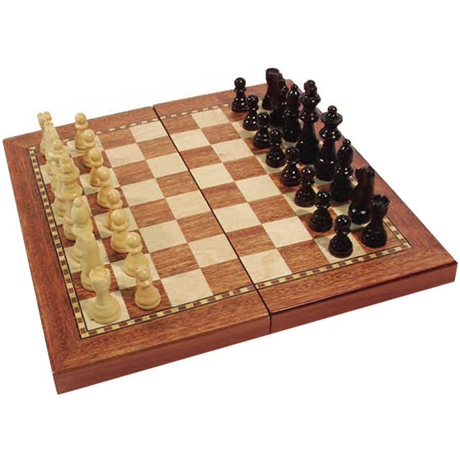 익스프레스스타라인 클래식 자석원목 체스, 2인, 14세 이상