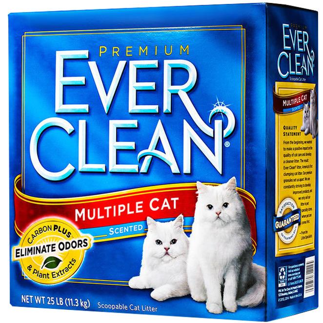 에버크린 MC 고양이 모래 11.3kg, 1개