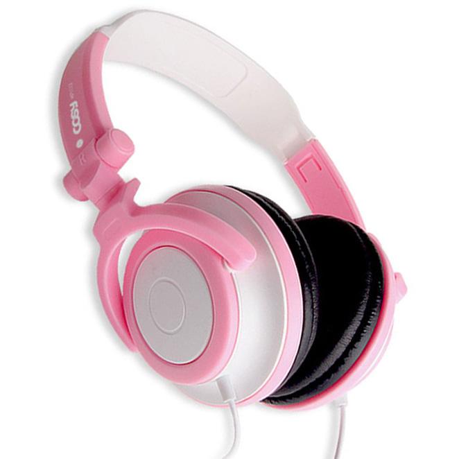 [COSY]어린이 청력보호 헤드셋 HP1112, 단일상품, 핑크