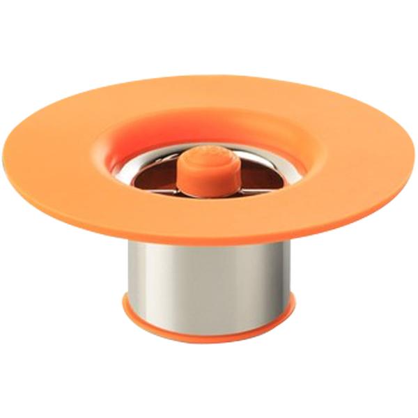 셀클리너 하수구트랩 트랩볼 욕실용, 1개, 욕실용-오렌지