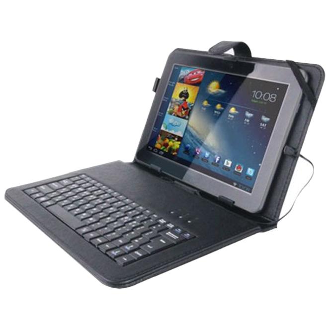 [코시]10형 태블릿PC 케이스 키보드, 블랙