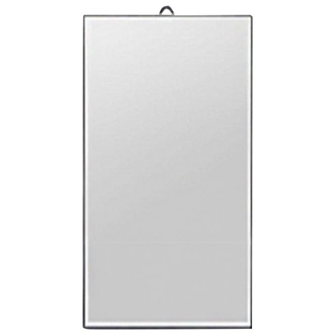 투에스 욕실겸용 벽걸이 거울 중, 블랙
