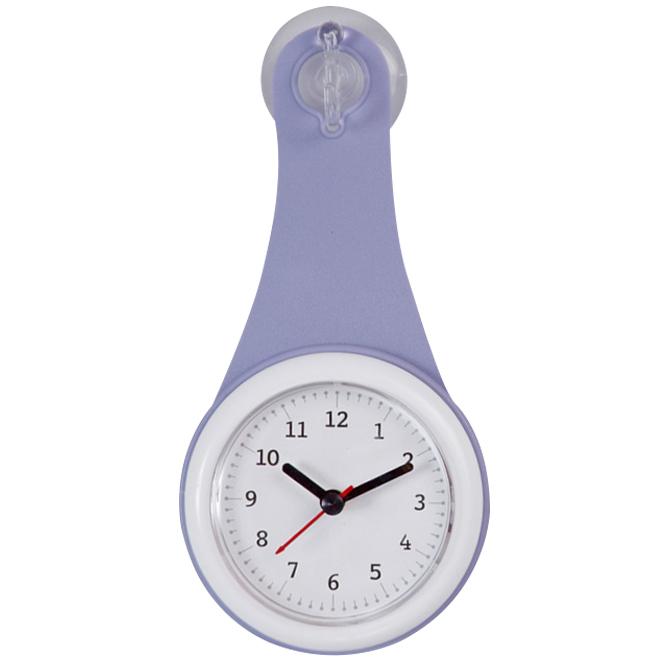 시계나라 물방울 방수 시계 CN-821, 보라색