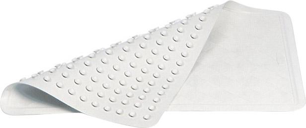 러버메이드 욕실용 미끄럼 방지매트 대, 흰색, 1개