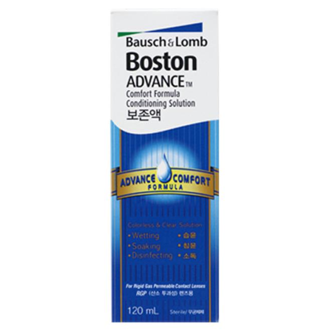 보스톤어드밴스 렌즈보존액, 120ml, 1개
