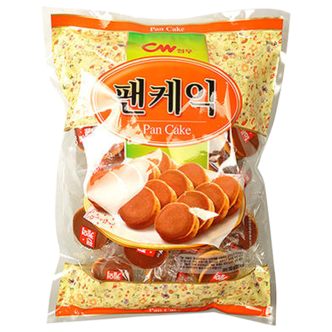 청우 팬케익, 350g, 1개