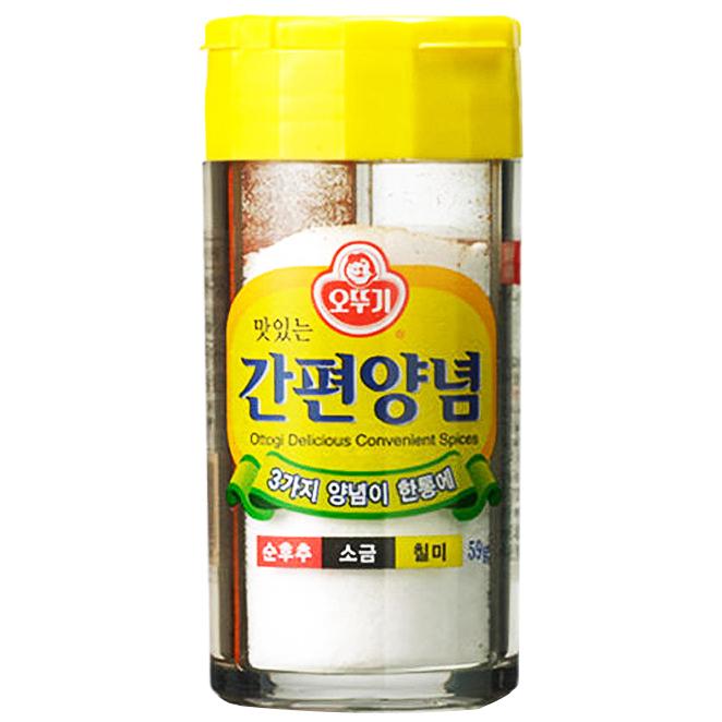 오뚜기 맛있는 간편양념, 59g, 1개