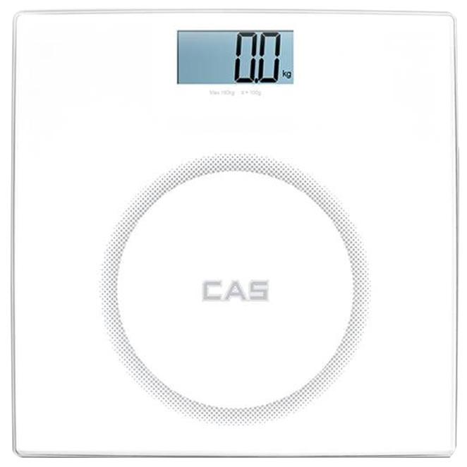 카스 슈퍼 화이트 체중계 HE-83 화이트, 1개