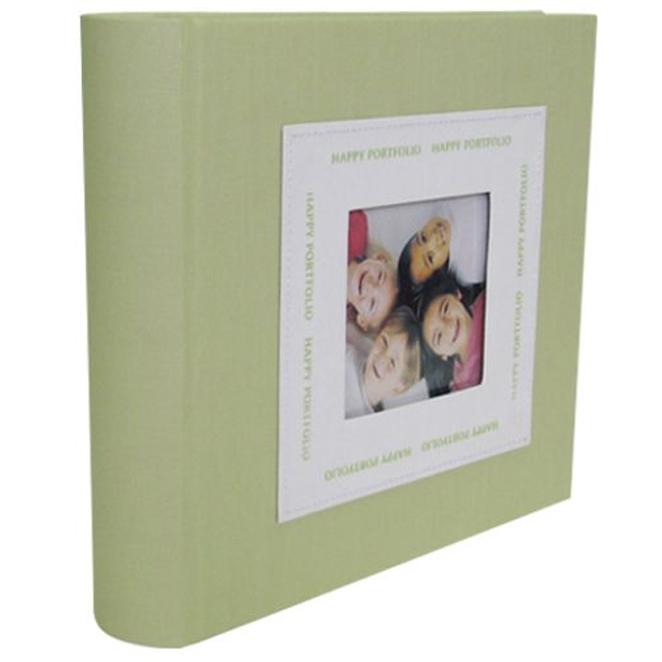 키즈 4x6 포켓앨범, 그린, 1개