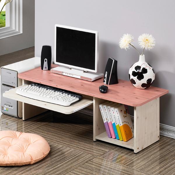 에비타코코 토스 좌식 1000 PC책상, 핑크워시