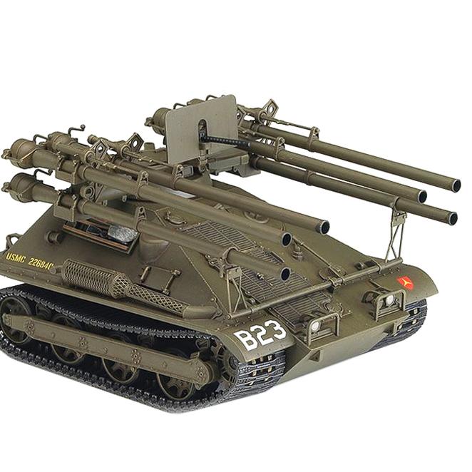 아카데미과학 프라모델 1:35 미해병대 M50A1 온토스 탱크 13218, 1개
