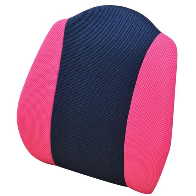 베네폼 백레스트 메모리폼 등받이쿠션 L(대형), 핑크