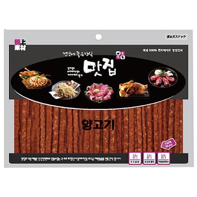 극상소재 맛집 애견간식 360g, 양고기, 1개