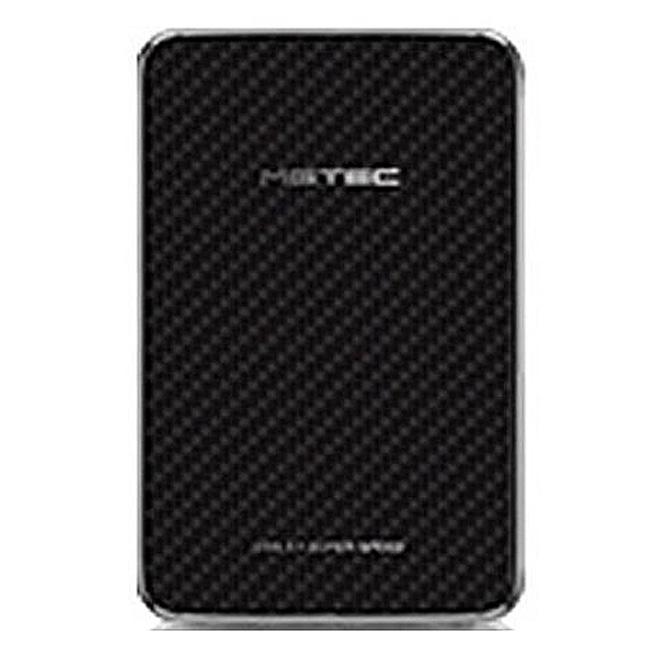 엠지텍 테란3.1S 외장하드, 2TB, 카본 블랙
