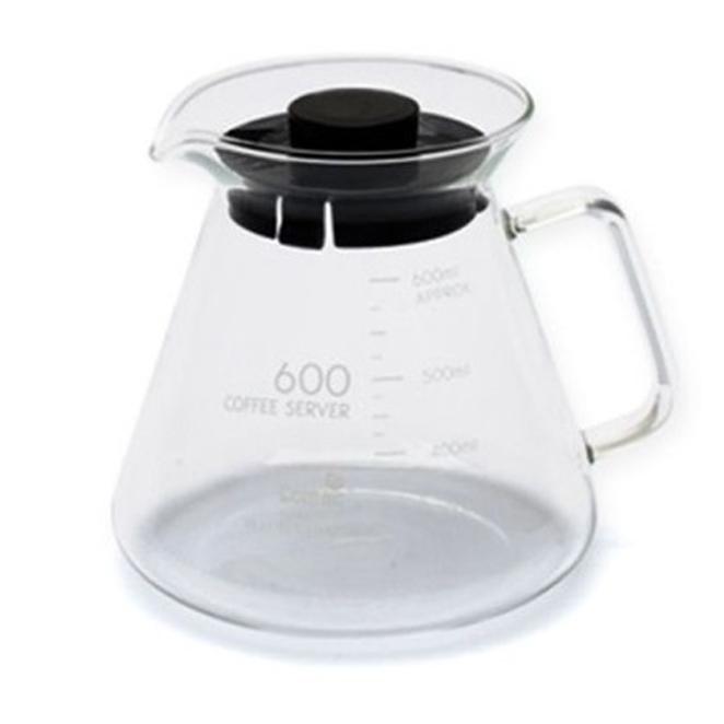 코맥 커피서버 600ml, 혼합색상, 단일상품