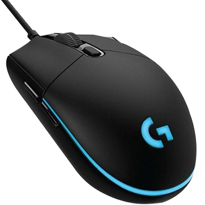 로지텍 Prodigy G102 유선 게이밍 마우스 벌크