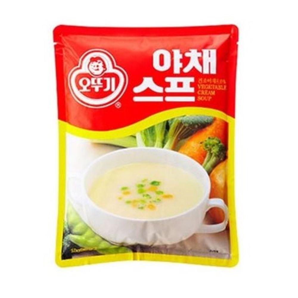 오뚜기 야채 스프, 1kg, 1개