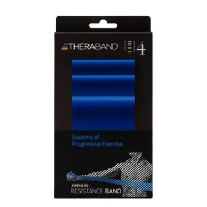 세라밴드 탄성저항 밴드, BLUE