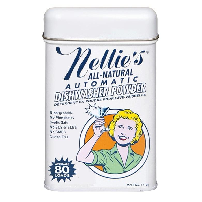 넬리 식기세척기 세제, 1kg, 1개