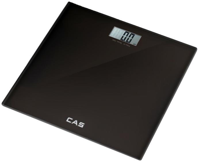 카스 디지털 체중계, 블랙, HE-70
