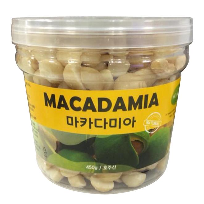 마카다미아, 450g