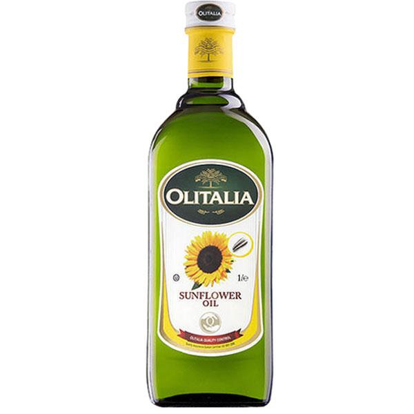 올리타리아 해바라기씨유, 1L, 1개
