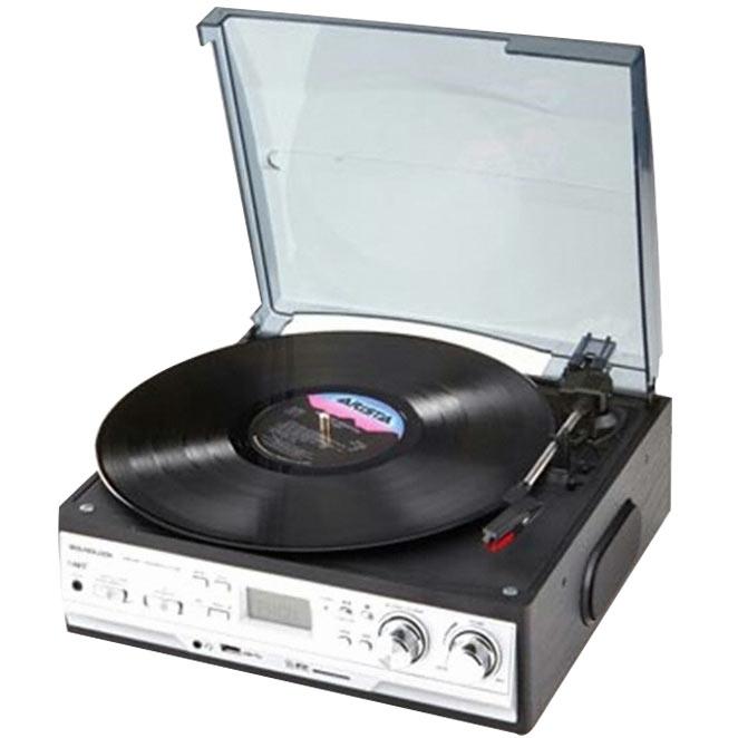 사운드룩 디지털 LP 턴 테이블, SLT-2080