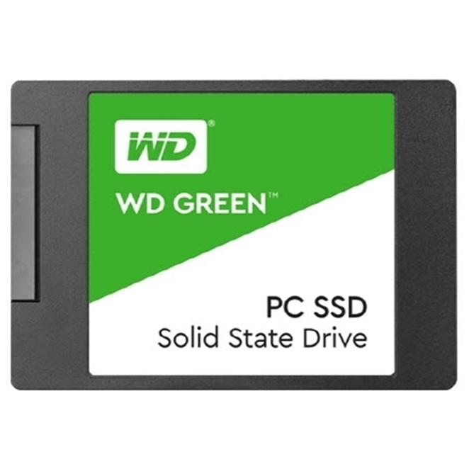 WD SSD 2.5인치, WDS120G1G0A, 120GB