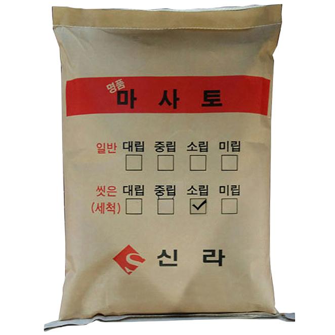 거목산업사 세척마사토 소립 20kg, 1개