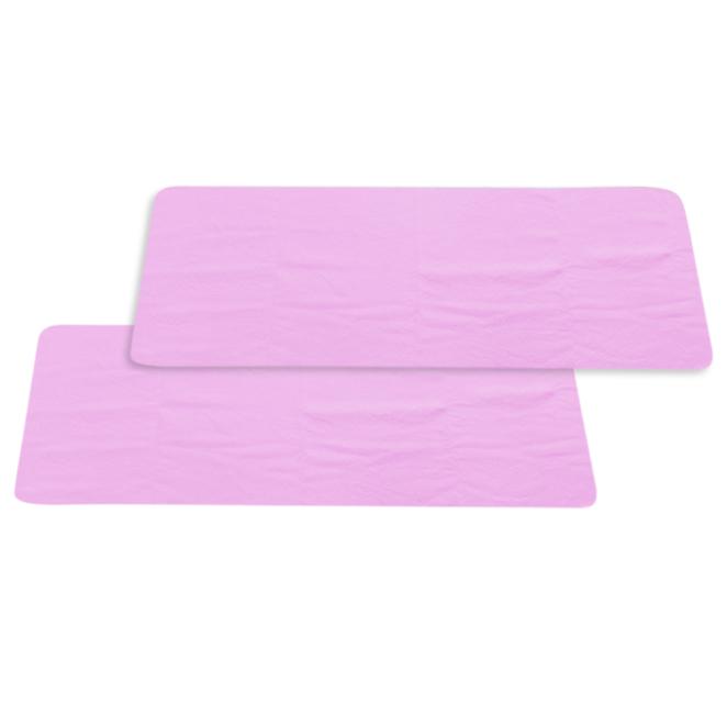 카르닉 습식타월, 핑크, 2개
