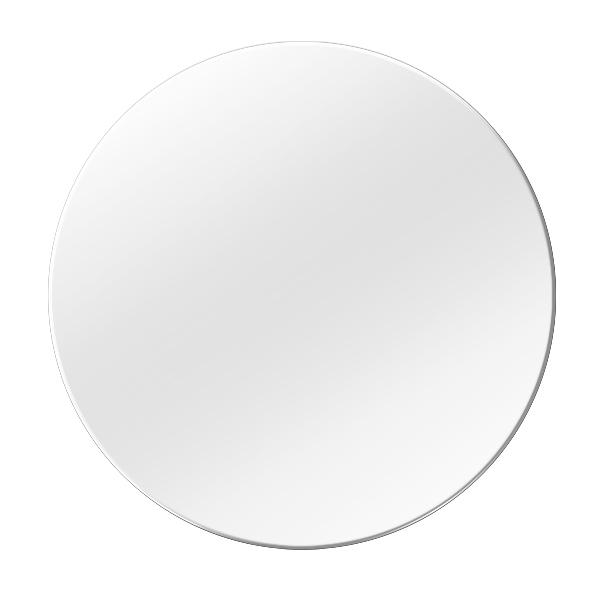 쿠 벽에 붙이는 거울 아크릴미러 원형, 단일색상