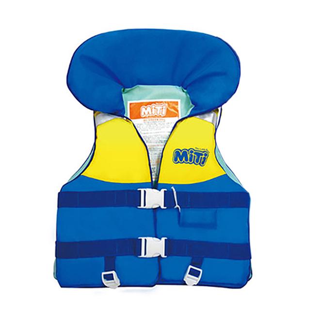 미티 수영보조복 35kg, 블루