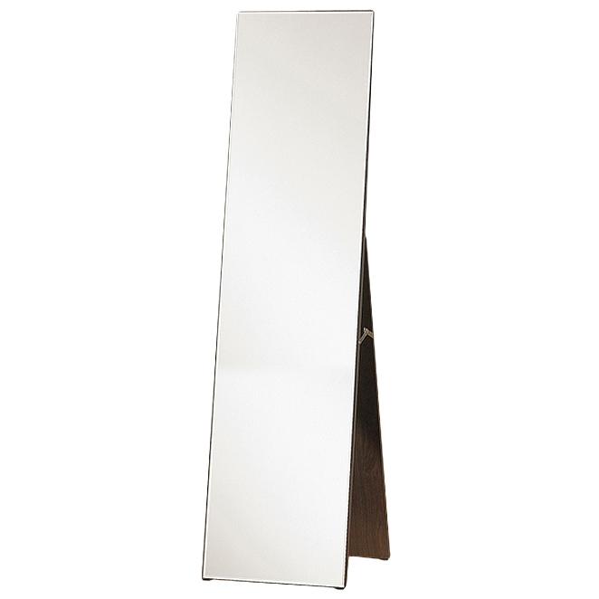 우드웰 스탠드형 패션 전신거울 300 x 1560 mm, 월넛
