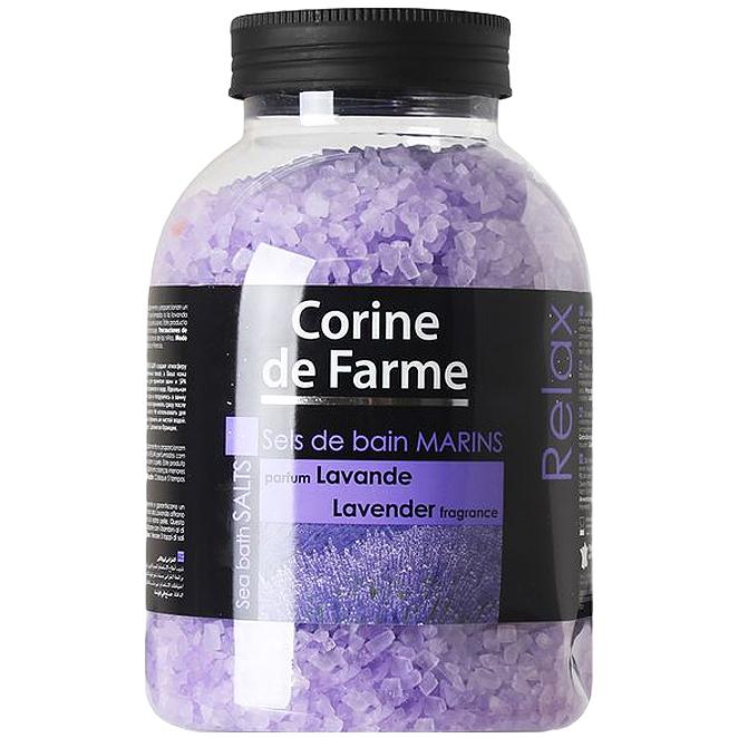 프랑스 정품 코린드팜 바스 쏠트 입욕제 라벤더 1.3kg, 단일상품